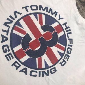 Vintage Rare Tommy Hilfiger Racing Tee